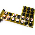 Электронная плата с кнопками управления (CM-93HCZ-3)